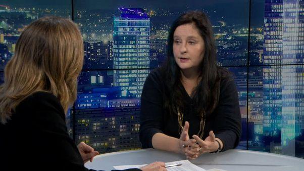 """Janeczek: """"Voterò per chi vuole un'Europa solidale"""""""