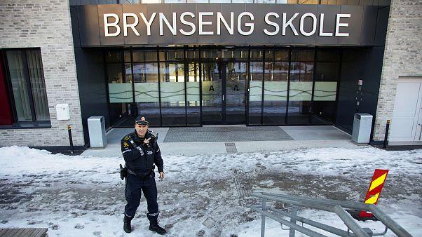 یک مهاجم با حمله به مدرسهای در اسلو، پایتخت نروژ چهار نفر را زخمی کرد