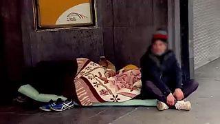Homelessness in Europe - a hidden figure