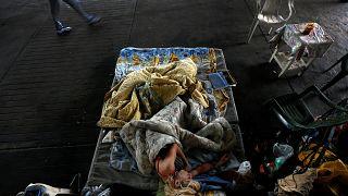 Sem-abrigo e precariedade habitacional aumentam na UE