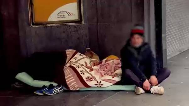Homelessness in Europe - a hidden figure