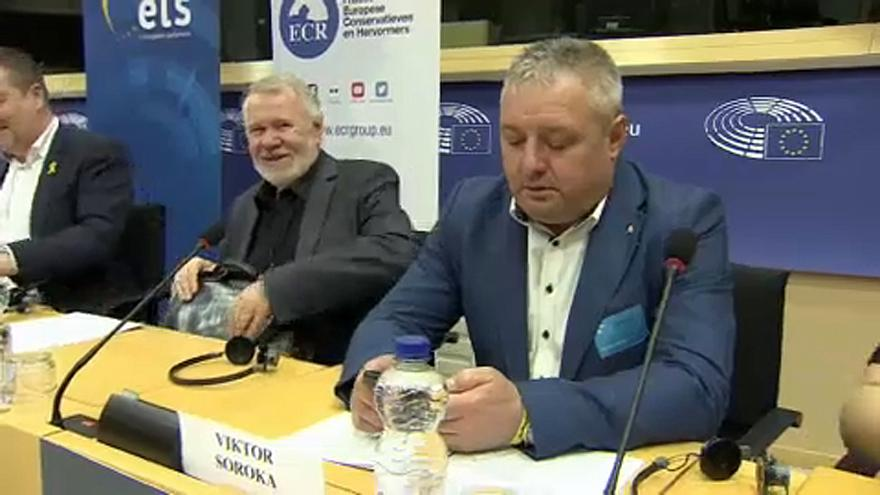 Parlamento Europeu recorda detidos no  incidente de Kerch