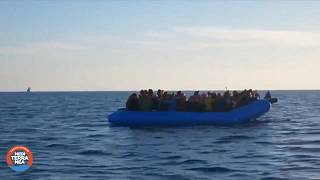 Roma fecha portos a barco italiano com migrantes