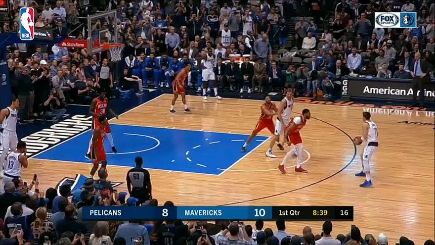 Neuer Rekord für Nowitzki: Platz 6 der NBA-Punkte-Bestenliste