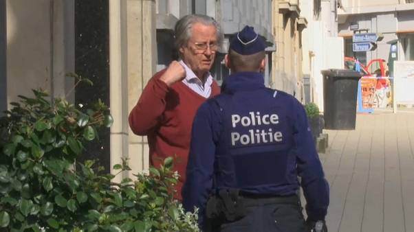 Police say Brussels 'bomb threat' was false alarm