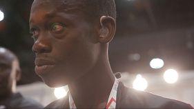 VÍDEO: Atleta senegalés escucha por primera vez en Olimpiadas Especiales de Abu Dabi