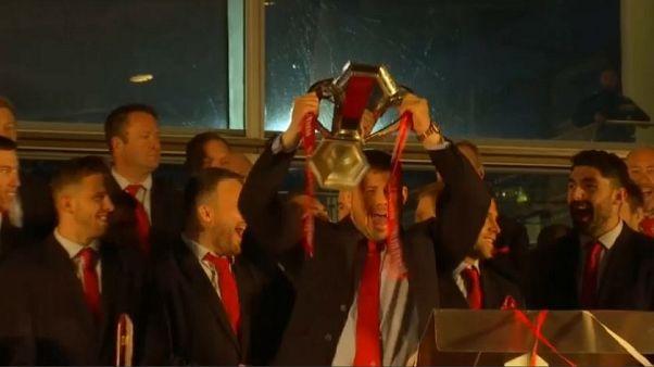 Rugby, Sei Nazioni: accoglienza da eroi per il Galles campione