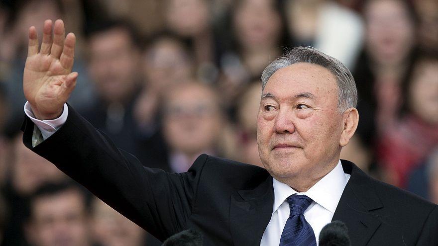 Назарбаев назвал своего преемника