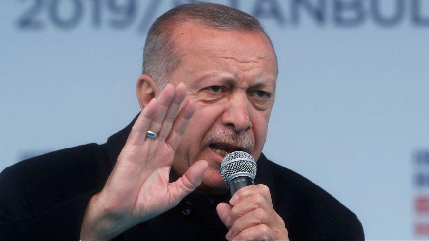 اردوغان خطاب به مقامات نیوزیلند: مهاجم دو مسجد باید اعدام شود
