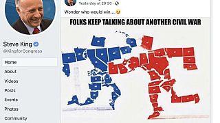 ABD: Cumhuriyetçi Partili vekil Steve King