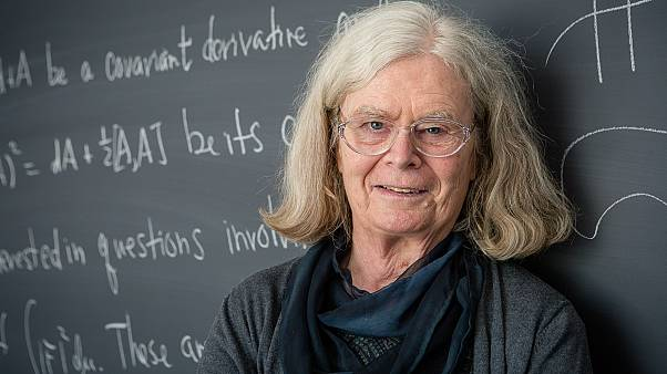 American mathematician Karen Uhlenbeck becomes first woman to win Able Prize