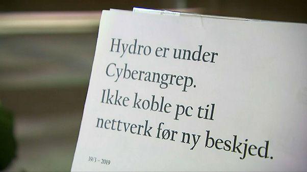 Norsk Hydro подверглась кибератаке