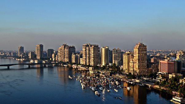 صورة عامة لمدينة الجيزة