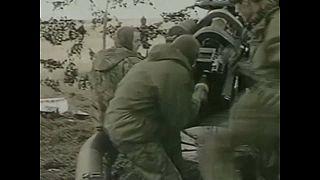 A tale of two Argentine Falkland War helmets