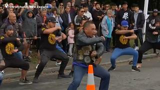 Commonly known as a battle dance, the haka is also a mark of respect