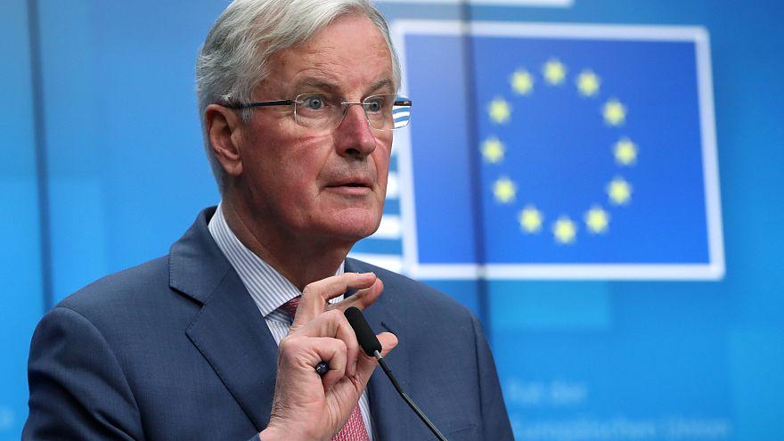 La UE pendiente del plan de Brexit de May
