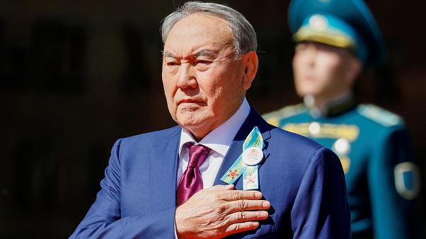 Kazakhstan President Nursultan Nazarbayev: the world's last Soviet-era leader resigns