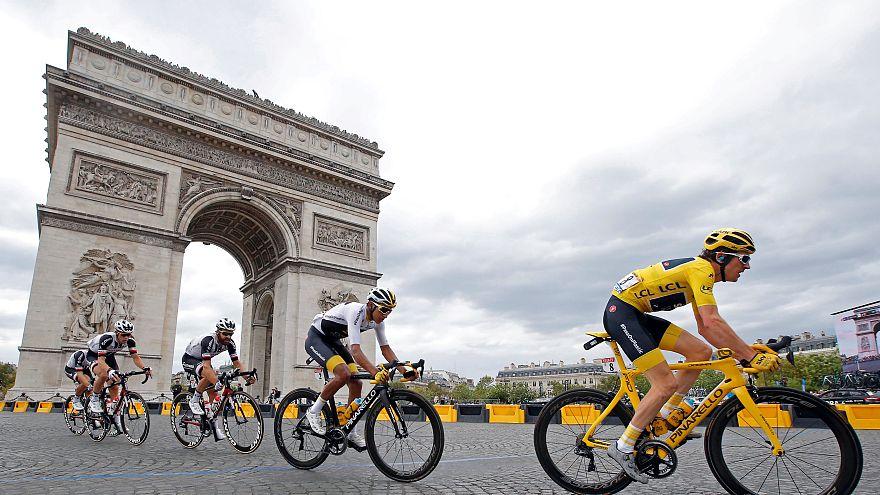 A leggazdagabb brité a Team Sky kerékpárcsapat