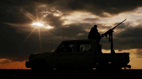 Rus Savunma Bakanı Şam'da, SDG IŞİD'i son kalesi Bağuz'dan tamamen çıkartmak üzere