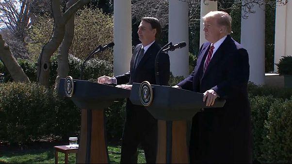 Ο Ντόναλντ Τραμπ θέλει την Βραζιλία στο ΝΑΤΟ