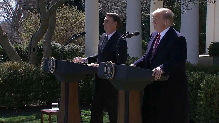 US-Präsident Trump erwägt NATO-Mitgliedschaft Brasiliens