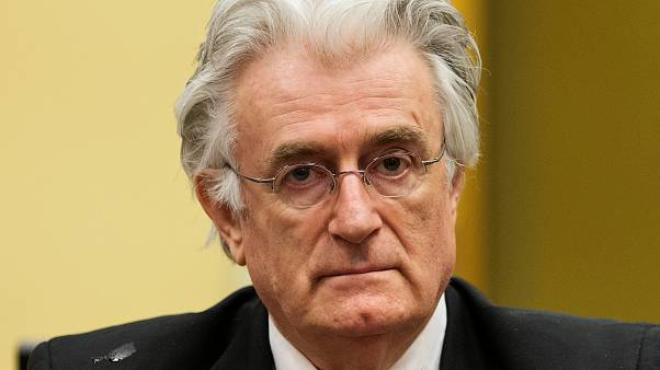 Radovan Karadzic: Ex-Bosnian Serb leader has sentence increased to life in prison