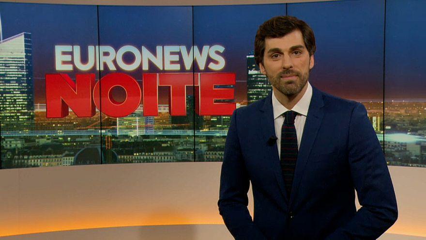 Euronews Noite 19.03.2019