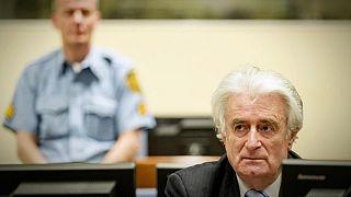 Radovan Karadzic'in cezası 40 yıldan müebbete yükseltildi