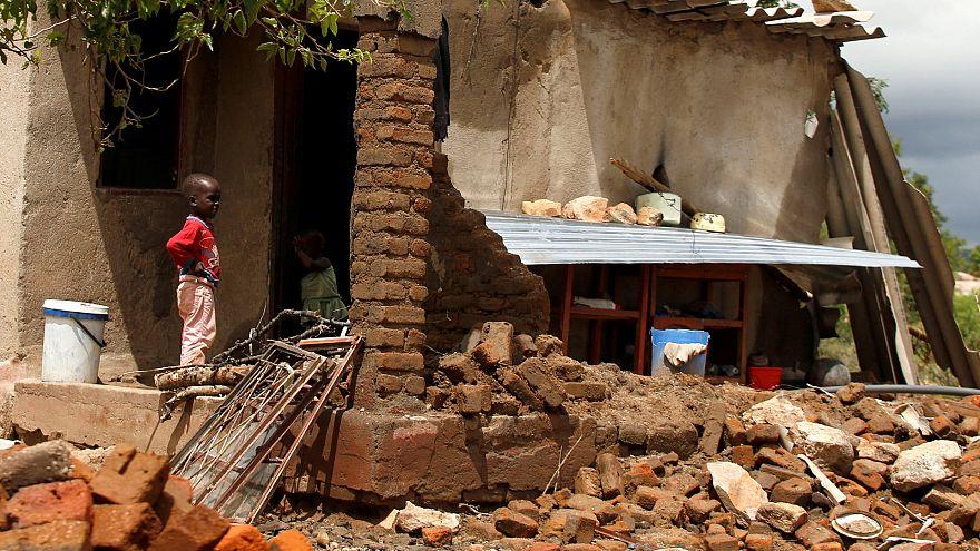 Mozambik ve Zimbabve'de kasırga bilançosu: En az 300 ölü
