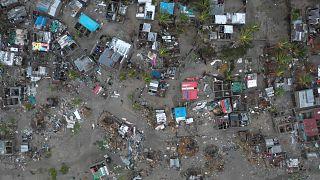 Ανθρωπιστική κρίση στη Μοζαμβίκη μετά τον κυκλώνα