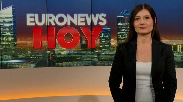 Euronews Hoy | Las noticias del martes 19 de marzo de 2019
