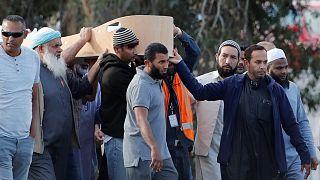Fotoğraf galerisi: Yeni Zelanda terör kurbanlarını uğurluyor