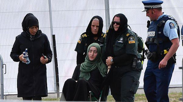 اولین قربانیان شناسایی شده حمله تروریستی کرایستچرچ به خاک سپرده شدند