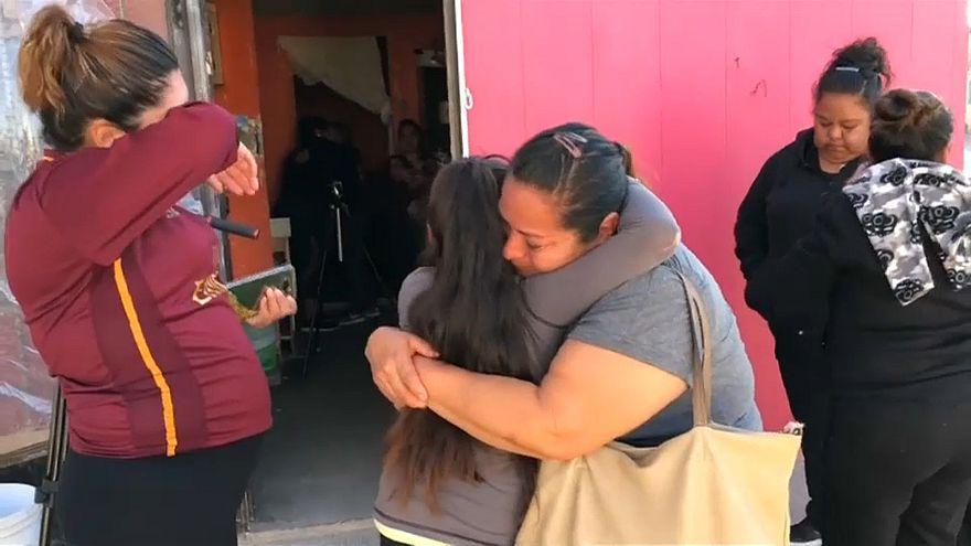 Un mexicano muere tras ser detenido en la frontera de EEUU