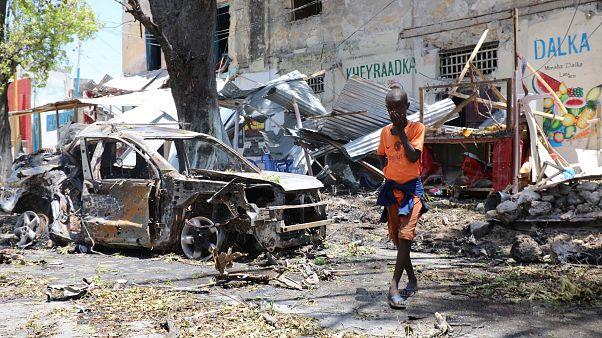 Σομαλία: Οι αμερικανικοί βομβαρδισμοί αποτελούν πιθανά «εγκλήματα πολέμου»