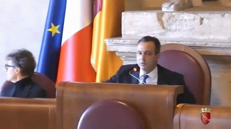 Presidente da Assembleia Municipal de Roma detido