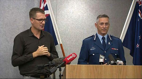 المتحدث باسم شرطة نيوزيلندا