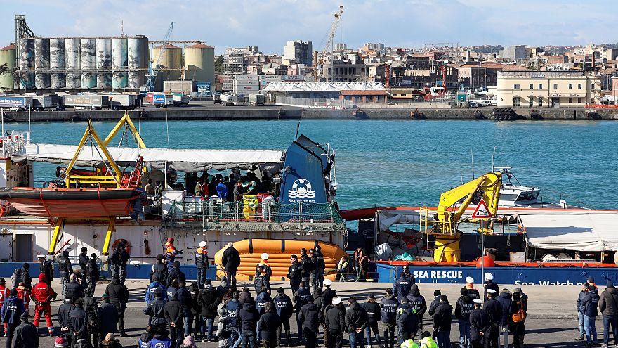 Ιταλία: Οι αρχές κατάσχεσαν το Mare Jonio - Ανακρίνουν το πλήρωμά του