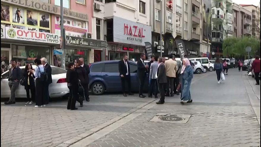 زلزال قوي يضرب تركيا ولا أنباء عن ضحايا
