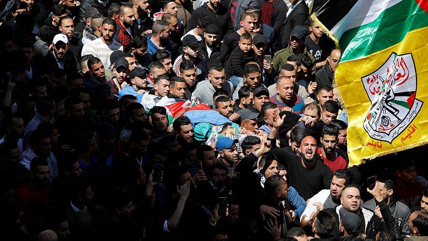 Três jovens palestinianos abatidos na Cisjordânia