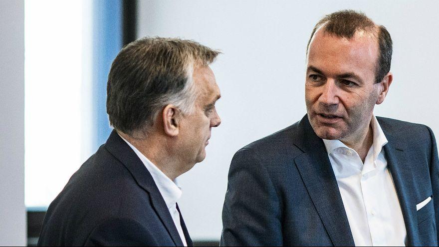 Fellfüggesztették a Fidesz néppárti tagságát