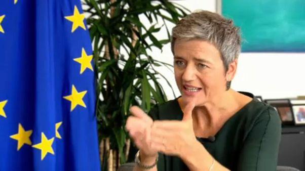 Вестагер метит в главы Еврокомиссии