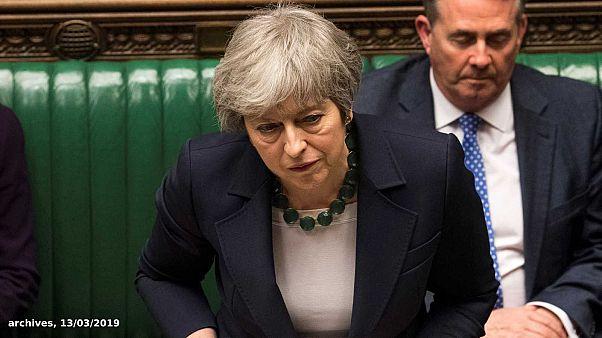 Was nun, Theresa May? Brexit-Aufschub bis 30. Juni beantragt