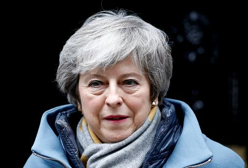 Live: May asks EU for Brexit extension until June 30