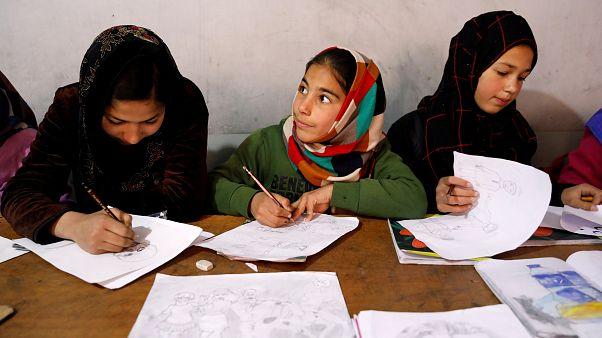 La jeunesse afghane, première victime de la guerre