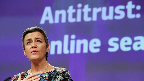 La UE multa a Google con 1.490 millones de euros por bloquear los anuncios de sus rivales