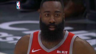 NBA-Rekord für James Harden - Brooklyn Nets feiern Comeback