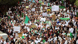 رئیس ستاد کل ارتش الجزایر: تظاهرات بر ضد بوتفلیقه با «اهداف ناب» همراه است