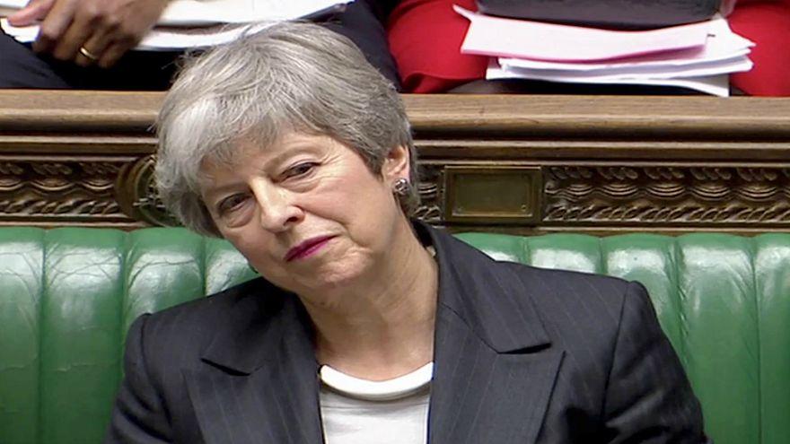 Premierministerin Theresa May bittet EU um Brexit-Aufschub