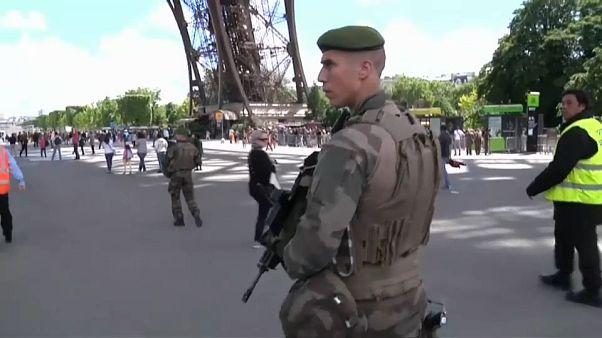 """Gilets jaunes : les militaires de """"Sentinelle"""" en renfort pour l'acte 19"""